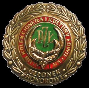 oznaka Członka Honorowego
