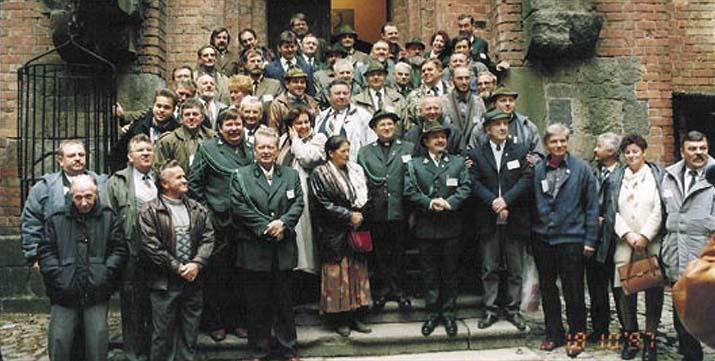 Uczestnicy jubileuszu