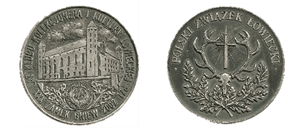 Medal zokazji 30-lecia klubu