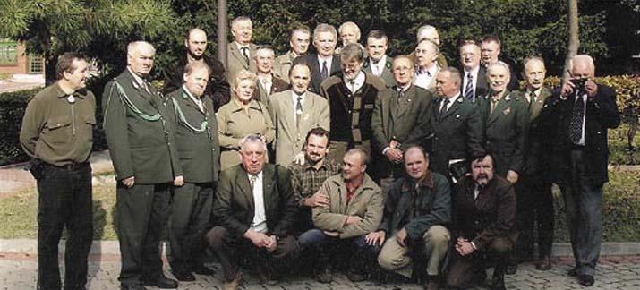 Zebranie zarządu poszerzone oprezesów oddziałów klubu