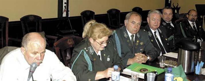 Delegaci zoddziału rzeszowskiego